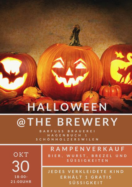 Halloween @ the Brewery