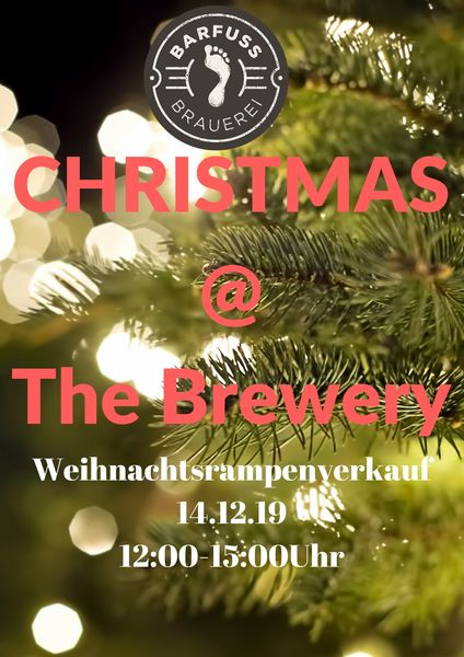 Christmas @ the Brewery